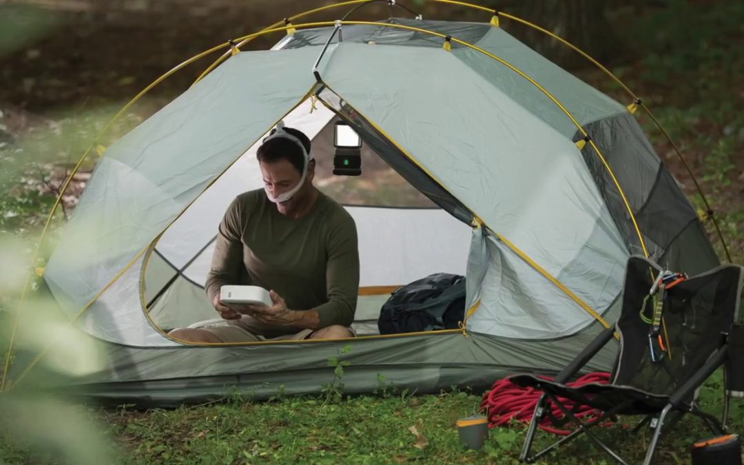 Camping with your CPAP machine? We've got you covered!
